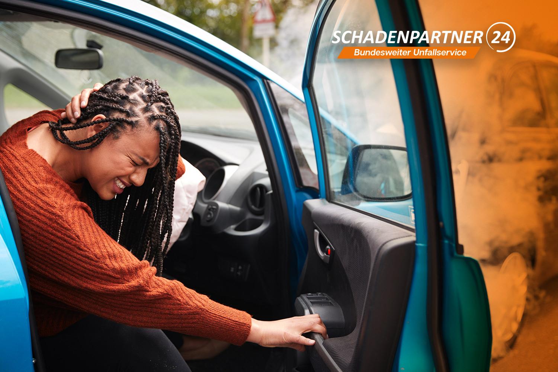 Schadensansprüche, Schmerzensgeld nach Autounfall? Wir helfen!
