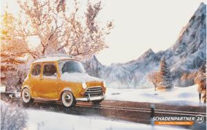 Fahrtipps Schnee